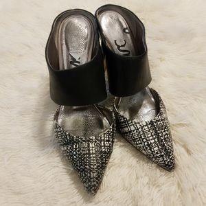 Sam Edleman Monroe Mules Size 8.5